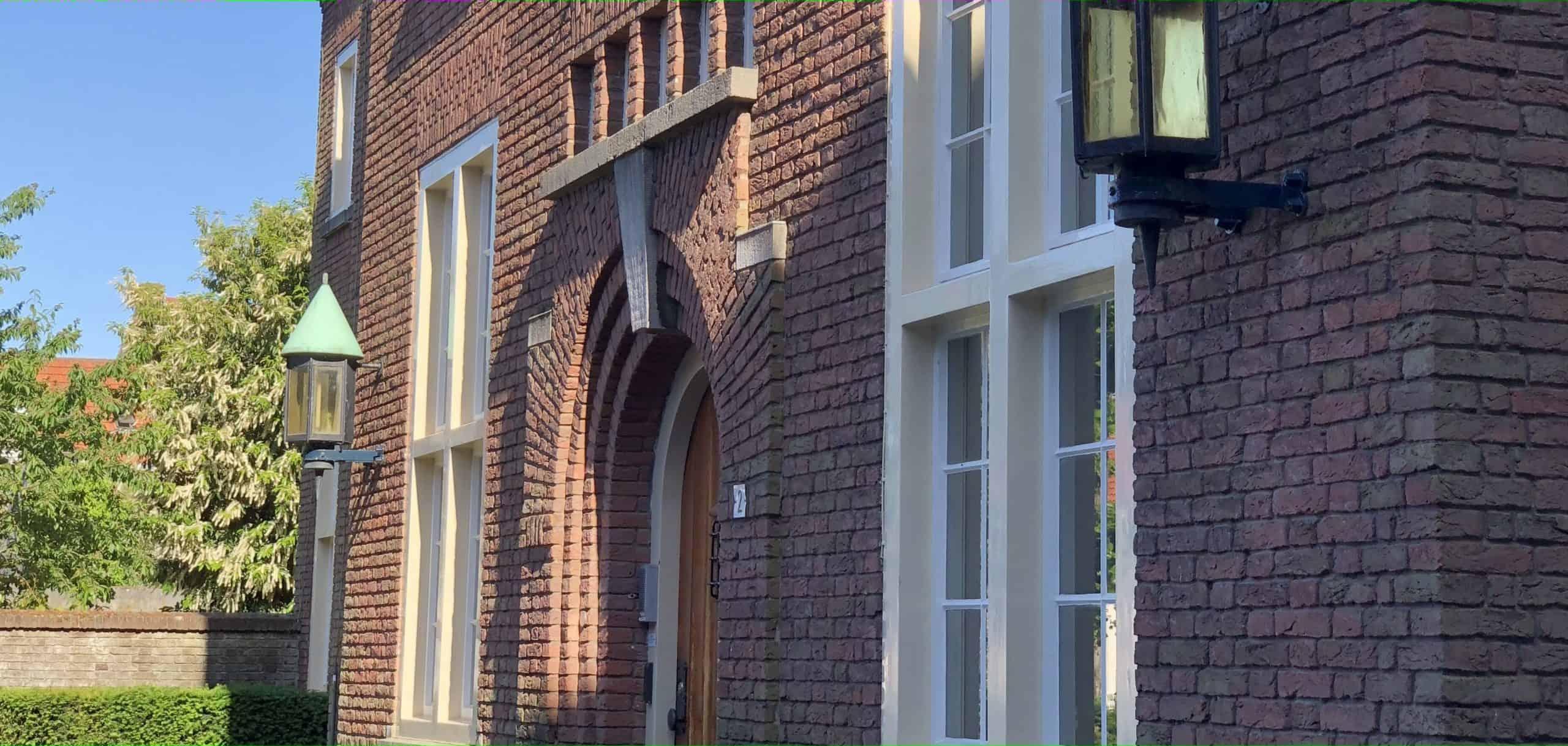 Stadserf 2 Breda - het kantoor van iets Sanders