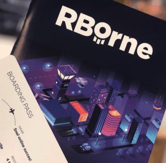 RBorne - label RBMedia